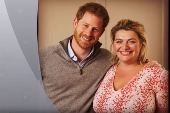 Prince Harry Describes How Counselling Helped
